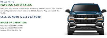 Payless Auto Sales