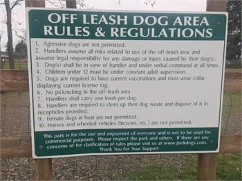 Fort Steilacoom dog park
