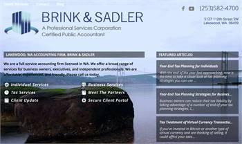 Brink & Sadler, CPAs
