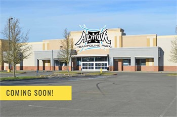 Altitude Trampoline Park is coming to the Lakewood Towne Center!